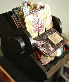 altered rolodex