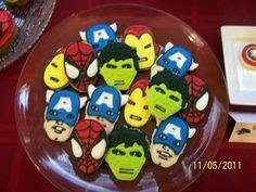 Super Hero birthday party!