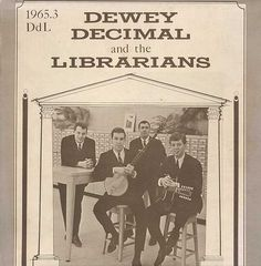 Believe it or not this was an actual band of musical librarians in the 1960s!