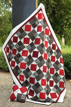 New Beginnings Flannel Quilt Kit