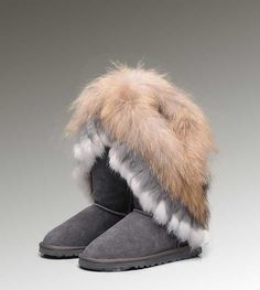 Cheap Uggs Fox Fur Tall 8688 Boots For Women [UGG UK 234] - $200.00 : Cheap UGGs Boots Store Save up to 60%!, Ever comfortable and warm like in heaven, UGG Boots are enjoying an overwhelming popularity all over the world at present.Cheap UGG US Outlet onsale
