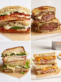 11 Gooey Grilled Cheese Recipes