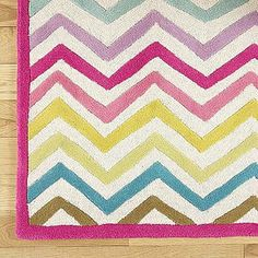 love a good chevron!