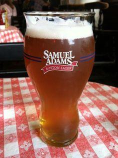 Samuel Adams Cherry Wheat (Boston Beer Co.)