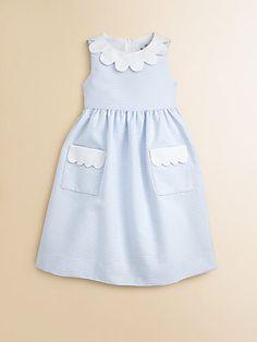 Florence Eiseman Toddler's  Little Girl's Striped Dress