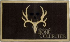 Bone Collector™ Bath Mat