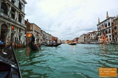 Perfect View - The Grand Canal - Venice Italy