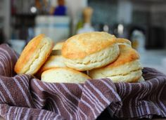 Food Wishes Video Recipes: Cream Biscuits