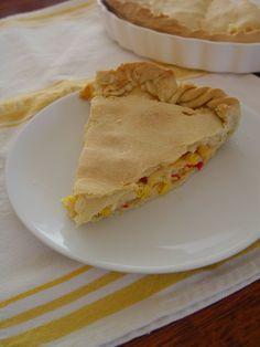Tarta de choclo (Corn Tart)
