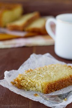 Coconut Bread | Taste and Tell