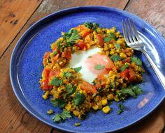 Sunshine Rice & Eggs