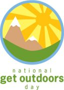 June 9th is National Get Outdoors Day,  an annual event to encourage healthy, active outdoor fun by reconnecting youth with the great outdoors. Free access to many National Parks, check the locations to see which ones near you are participating