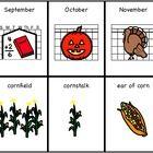 Fall /r/ Articulation & Vocabulary Cards