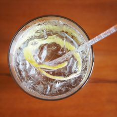 A Low-Cal Happy Hour: Elderflower Gin Cordial
