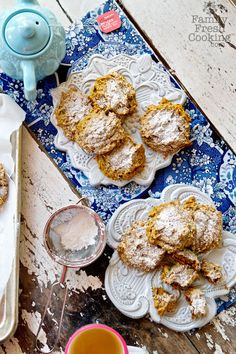 Sweet Potato Cookies | Gluten Free Recipe on http://FamilyFreshCooking.com #glutenfree #recipe #gluten #recipes