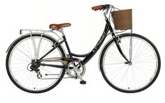 Viking Prelude 7 Speed 2012 - Ladies Comfort Hybrid Bike