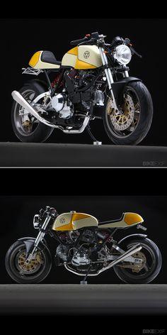 Walt Siegl's Ducati