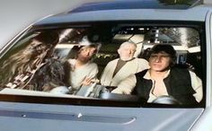 Star Wars Millennium Falcon Sunshade. Turn your car into the coolest ride in the universe.