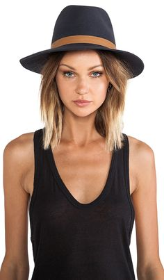 A great hat is never a bad idea
