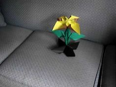 An expression of ideas in origami