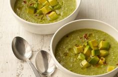 Creamy Broccoli Soup — Punchfork