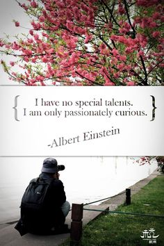 """""""I have no special talents. I am only passionately curious"""" - Albert Einstein  #hangzhou #asia #china #travel #explore #outdoors #photography #adventure #love #happy #quotes #life"""