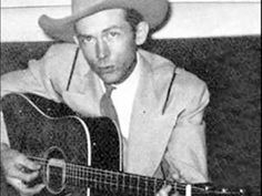 ▶ I'M SO LONESOME I COULD CRY (1949) by Hank Williams - YouTube