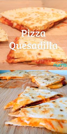 These easy Pizza Quesadillas are ready in 10 minutes and make the perfect lunch or dinner that the kids (and grown-ups) will love! Easy, Simple, Tasty. #pizza #pizzaquesadilla #quesadilla #cheesequesadilla #lunch #dinner #maindish #10minutemeal #kidfriendly #pizzalover #appetizer #partyfood #gameday #recipe #numstheword