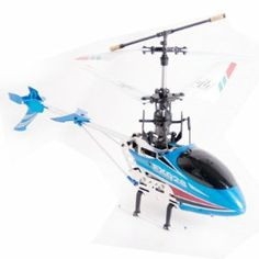4 Channel Mini RC helicopter FX028 GYRO EQUIPPED With the REAL 4 Channel System by 4CH RC HELICOPTER. $41.11. Truly a Palm Size Indoor Helicopter - Explore your house with a Helicopter!. Built-in Gyroscopes , Auto Stabilizing system, easy operation and easy learning.. Auto-protection for charging to avoid overcharge.. The performance of the 4 Channel helicopter is more like the real helicopter than 3 channel flying · Frequency: Infrared control system - bands A, B & C. Control ...