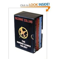 The Hunger Games Trilogy Boxed Set by S. Collins
