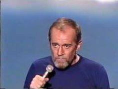George Carlin - Flamethrowers