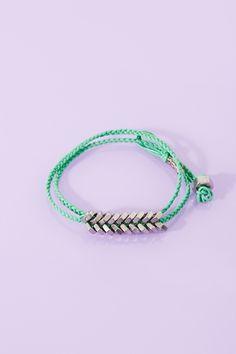 Hex Wrap Bracelet