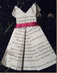 origami dress video