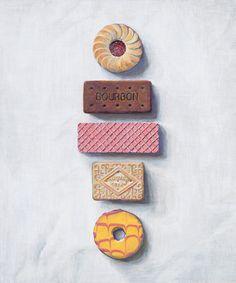 Joel Penkman food art