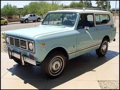 T196 1976 International Scout II  345 CI, Automatic Photo 8