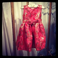 Our best-selling #damask #dress @childrensclub #newyork