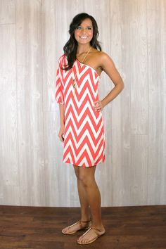 Chic in Chevron- I want this when I get skinny