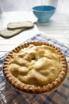 Copycat recipe - Spago's Old-Fashioned Apple Pie #copycat