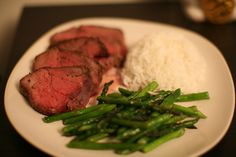 Roast Sirloin Tip with Oregano | Beef Recipes