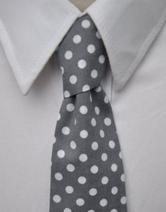 With this tie for the boys?