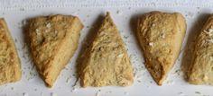 Vanilla Coconut scones