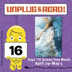 Unplug & Read REVEL by Maurissa Guibord! Click for a review.