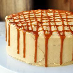 desserts, best caramel cake recipe, easter, layer cakes, caramels, buttercream frosting, rock recip, food photo, newfoundland kitchen