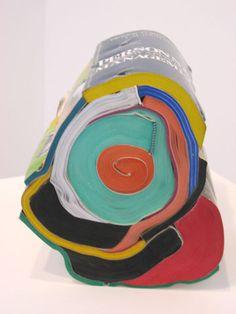 book sculpture - Johnathan Callan