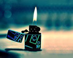 Poker Lighter