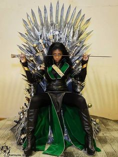 cosplayingwhileblack:  Character: Loki