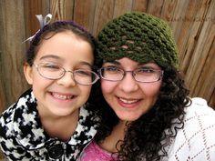 createbellacreate: Crocheting a Retro Inspired Hat