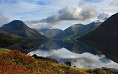 Wast Water, Lake District.