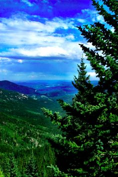 Squaw Pass, a few miles west Evergreen, CO Photo taken by Jack Hardick