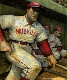 "Poetry: Songs of the Soul: ""Casey at the Bat"" by Ernest L. Thayer"